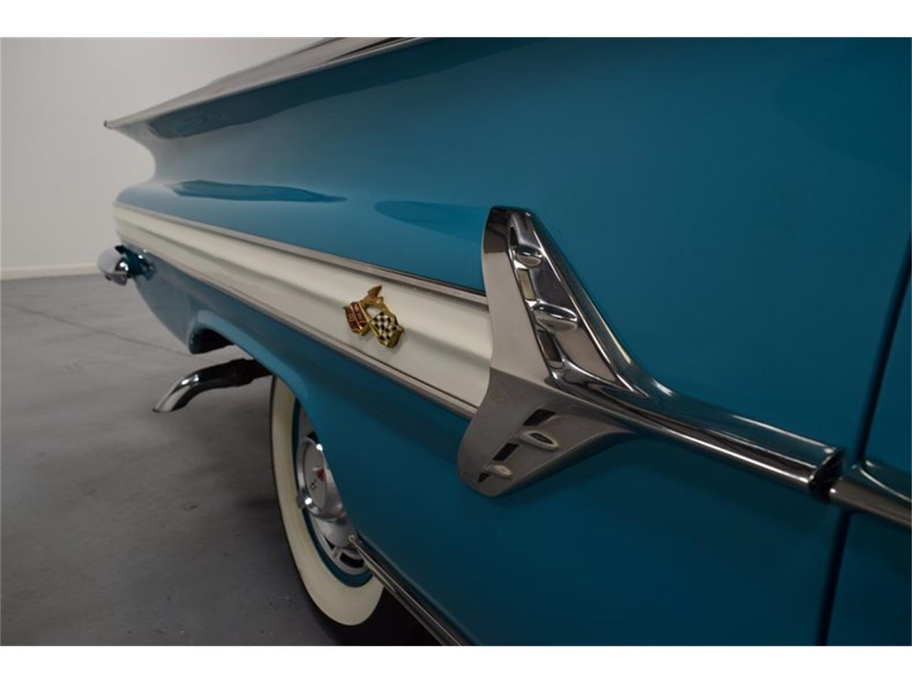 Large Picture of Classic 1960 Chevrolet El Camino - $48,995.00 - Q525