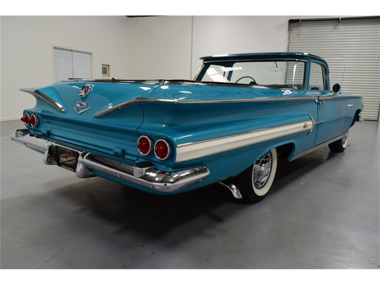 Large Picture of '60 Chevrolet El Camino located in Mooresville North Carolina Offered by Shelton Classics & Performance - Q525
