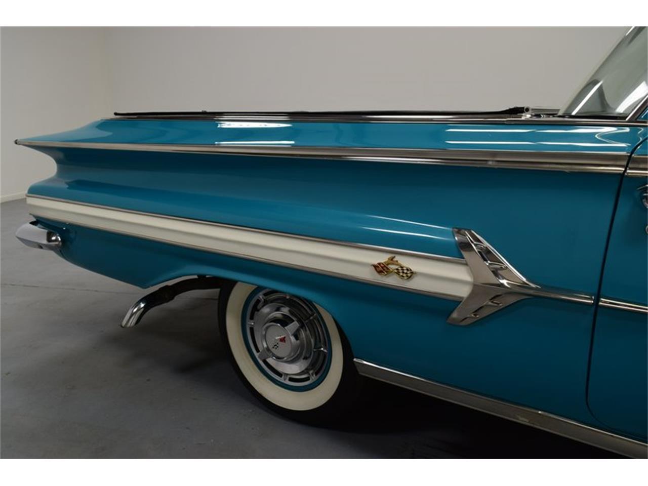 Large Picture of Classic '60 Chevrolet El Camino - $48,995.00 - Q525