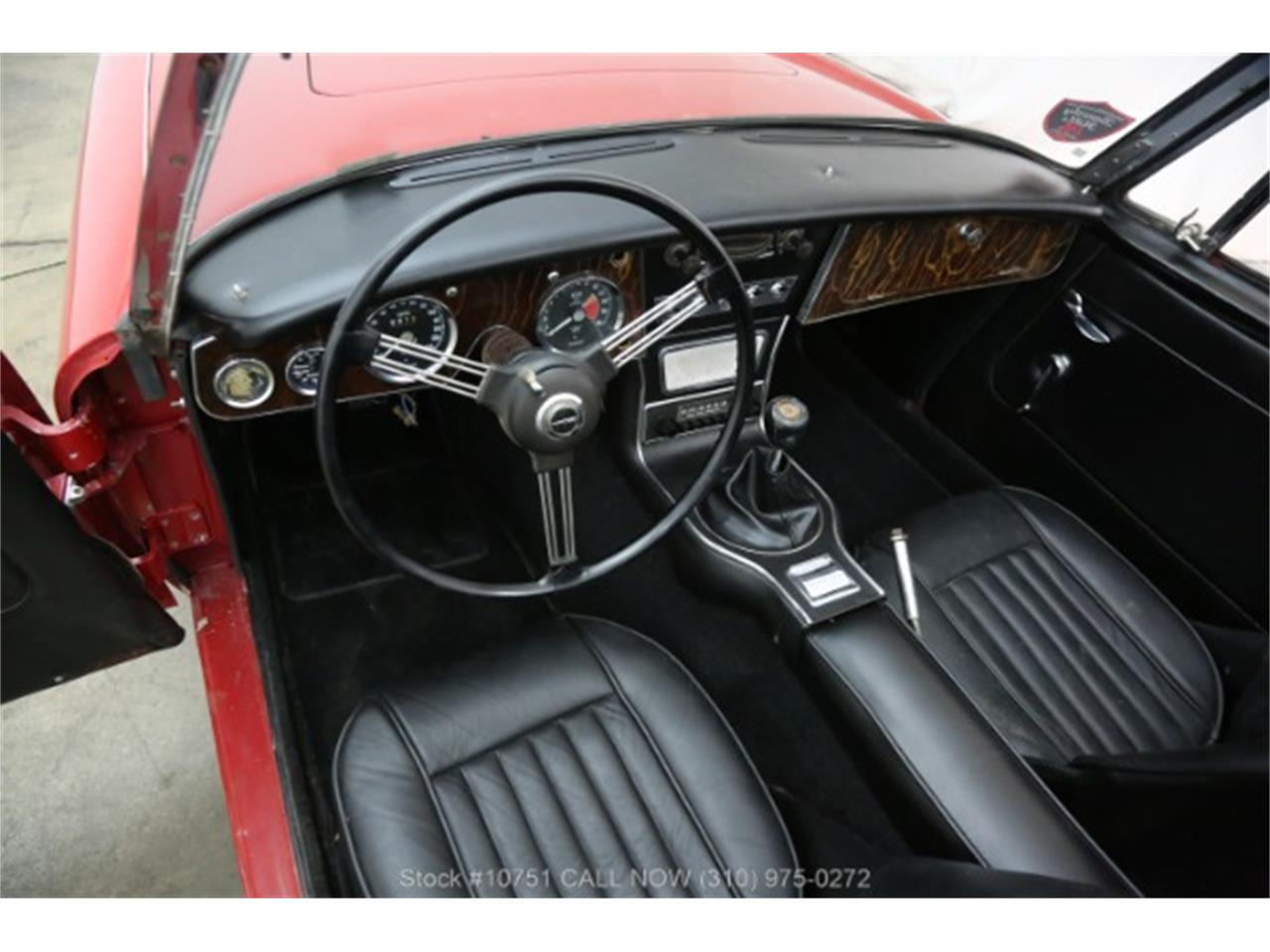 Large Picture of Classic 1965 Austin-Healey BJ8 Offered by Beverly Hills Car Club - Q527