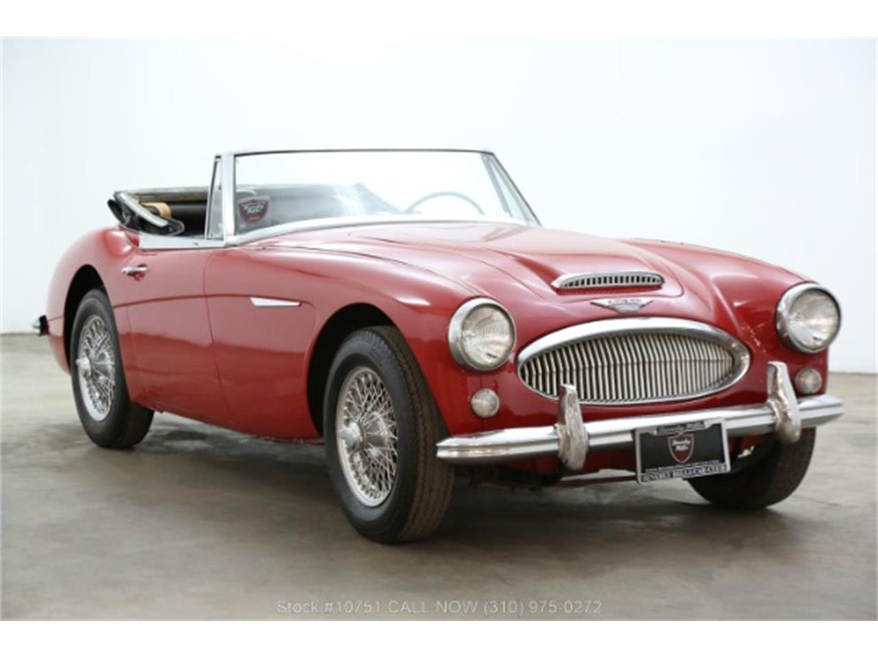 Large Picture of '65 BJ8 located in California Offered by Beverly Hills Car Club - Q527