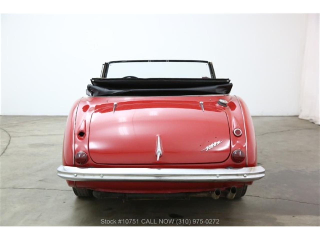 Large Picture of Classic 1965 Austin-Healey BJ8 located in California - $36,500.00 - Q527