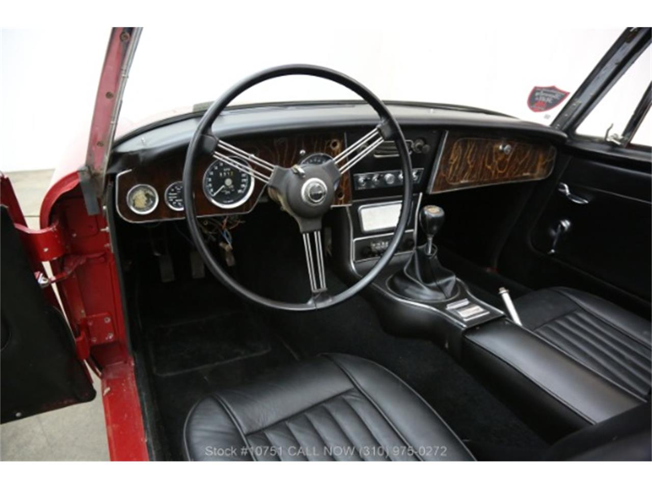 Large Picture of Classic '65 Austin-Healey BJ8 - $36,500.00 Offered by Beverly Hills Car Club - Q527