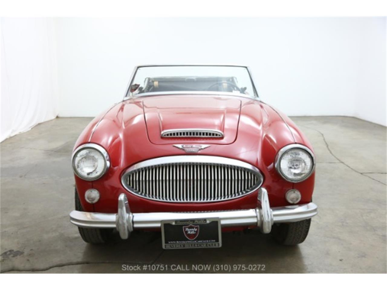 Large Picture of Classic '65 Austin-Healey BJ8 - $36,500.00 - Q527