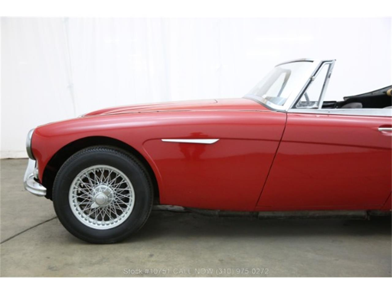 Large Picture of Classic '65 Austin-Healey BJ8 located in California Offered by Beverly Hills Car Club - Q527