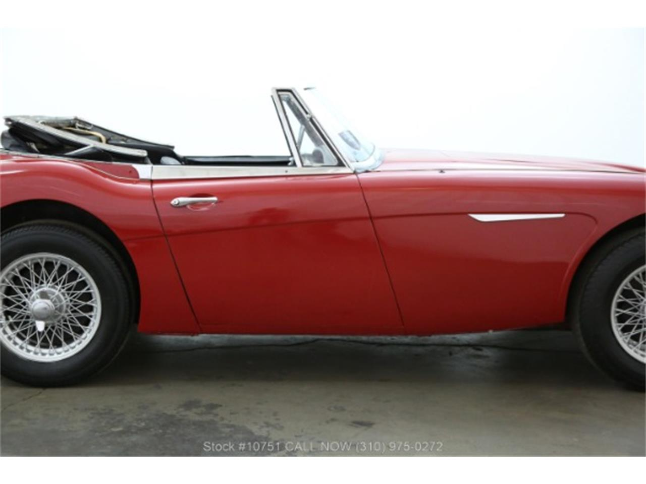 Large Picture of Classic '65 Austin-Healey BJ8 Offered by Beverly Hills Car Club - Q527