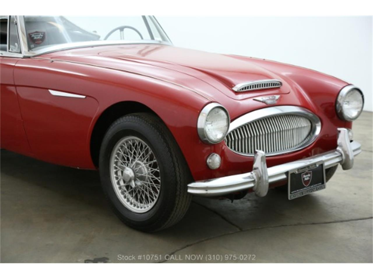 Large Picture of Classic 1965 Austin-Healey BJ8 - $36,500.00 - Q527