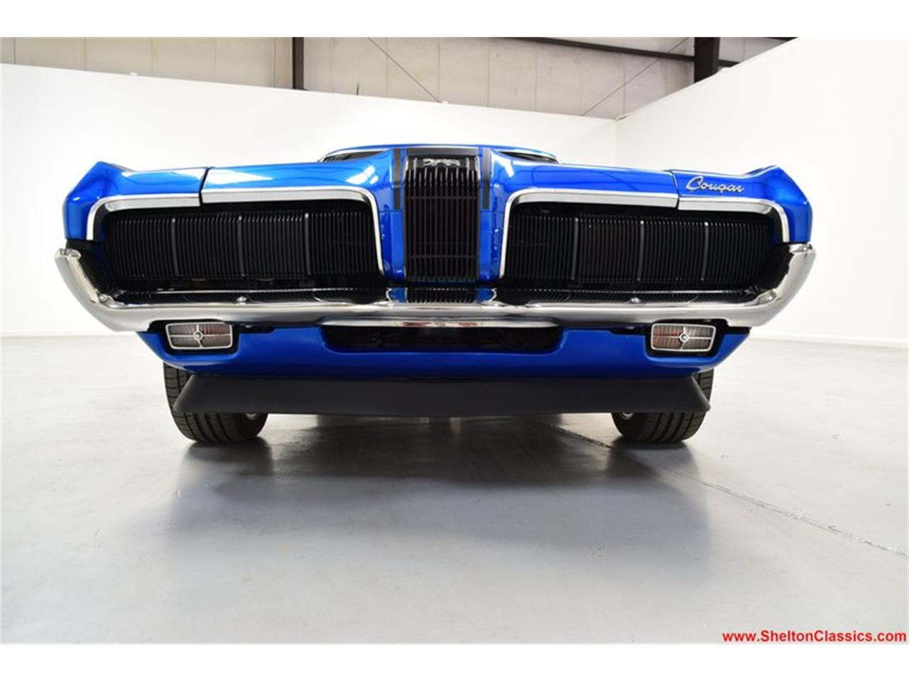 Large Picture of 1970 Mercury Cougar located in Mooresville North Carolina - Q529