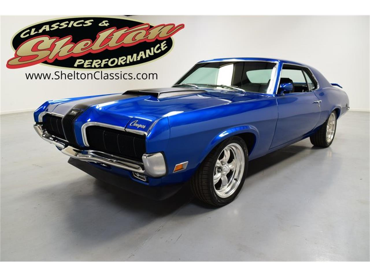 Large Picture of Classic '70 Cougar - Q529