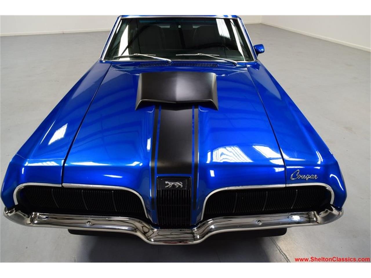 Large Picture of 1970 Cougar Offered by Shelton Classics & Performance - Q529