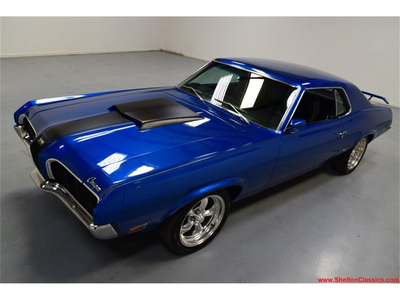 Large Picture of 1970 Mercury Cougar Offered by Shelton Classics & Performance - Q529