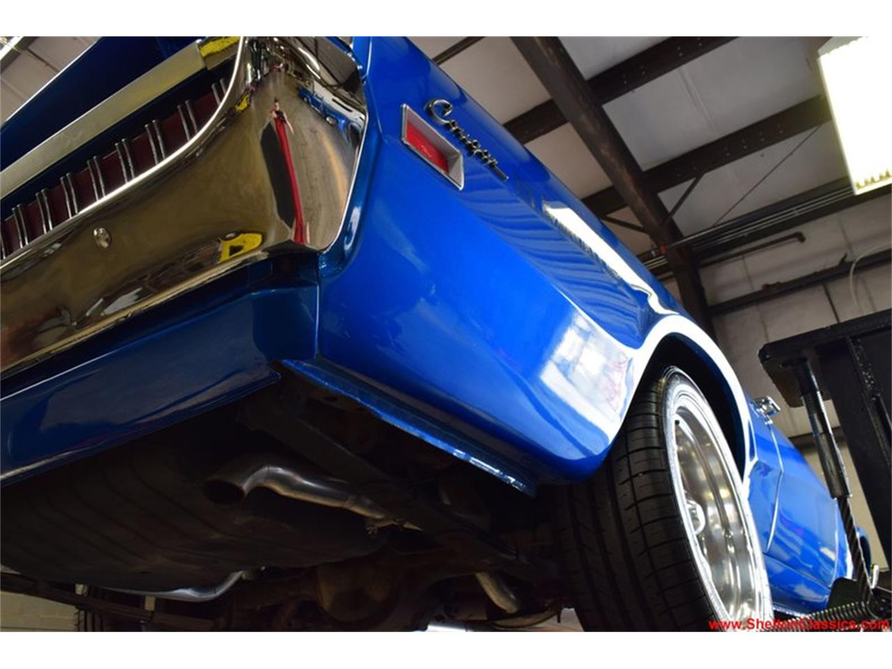 Large Picture of '70 Cougar - Q529