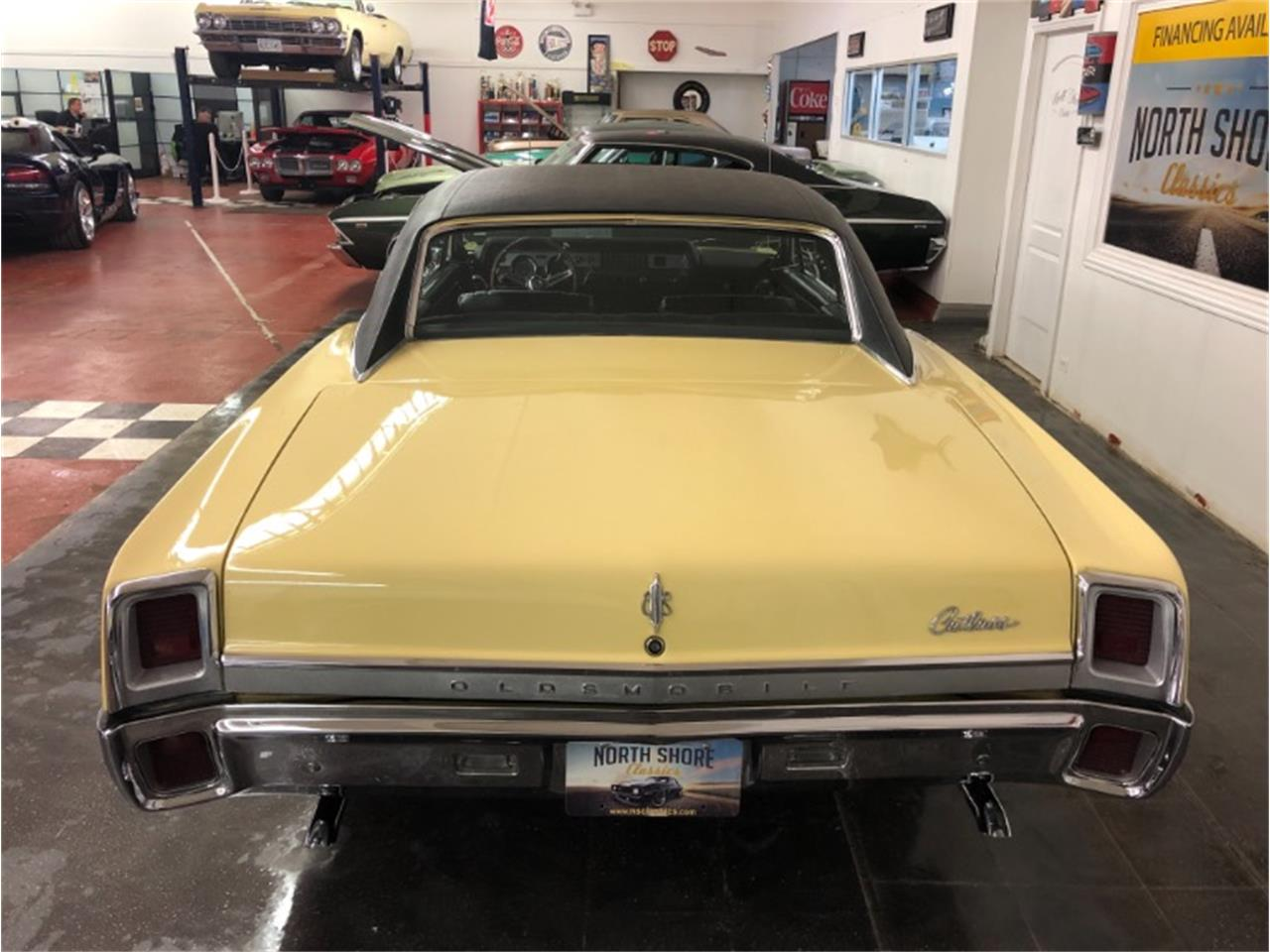 Large Picture of '67 Cutlass - Q52I