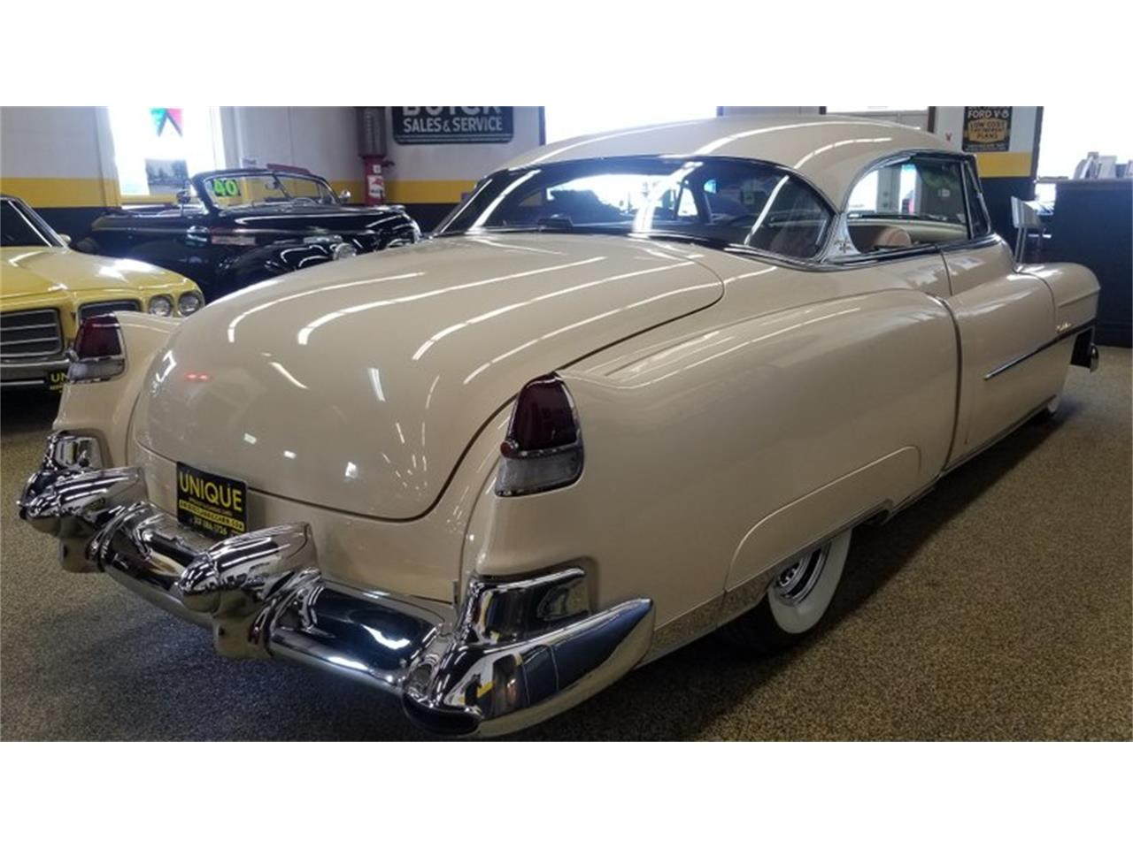 Large Picture of '53 Coupe - Q52O
