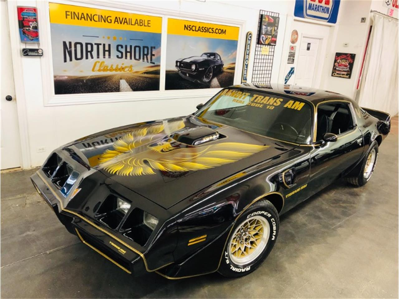 Large Picture of '79 Pontiac Firebird Trans Am - $29,995.00 - Q52R