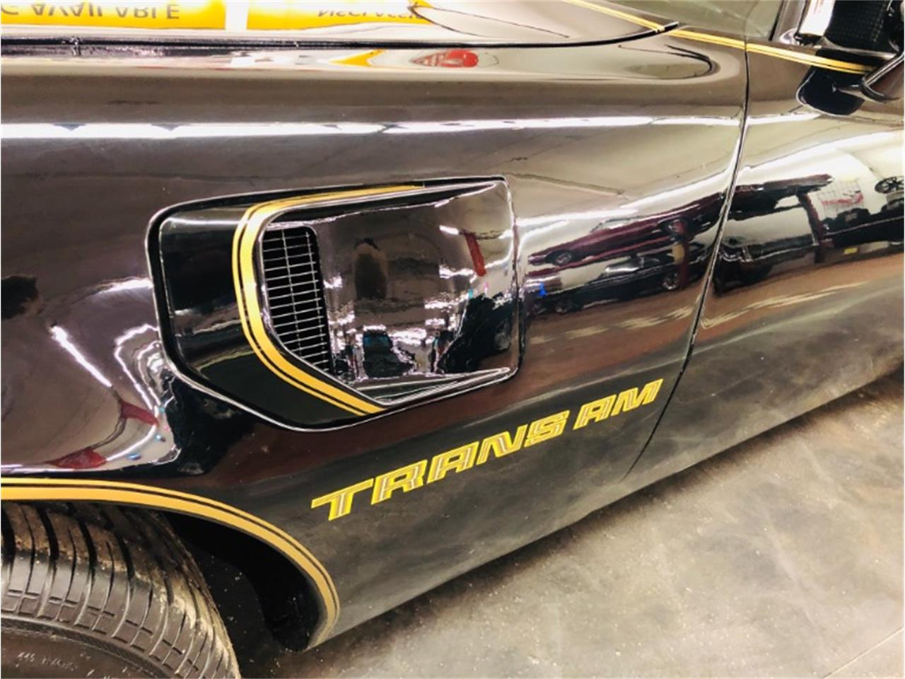 Large Picture of '79 Pontiac Firebird Trans Am - Q52R
