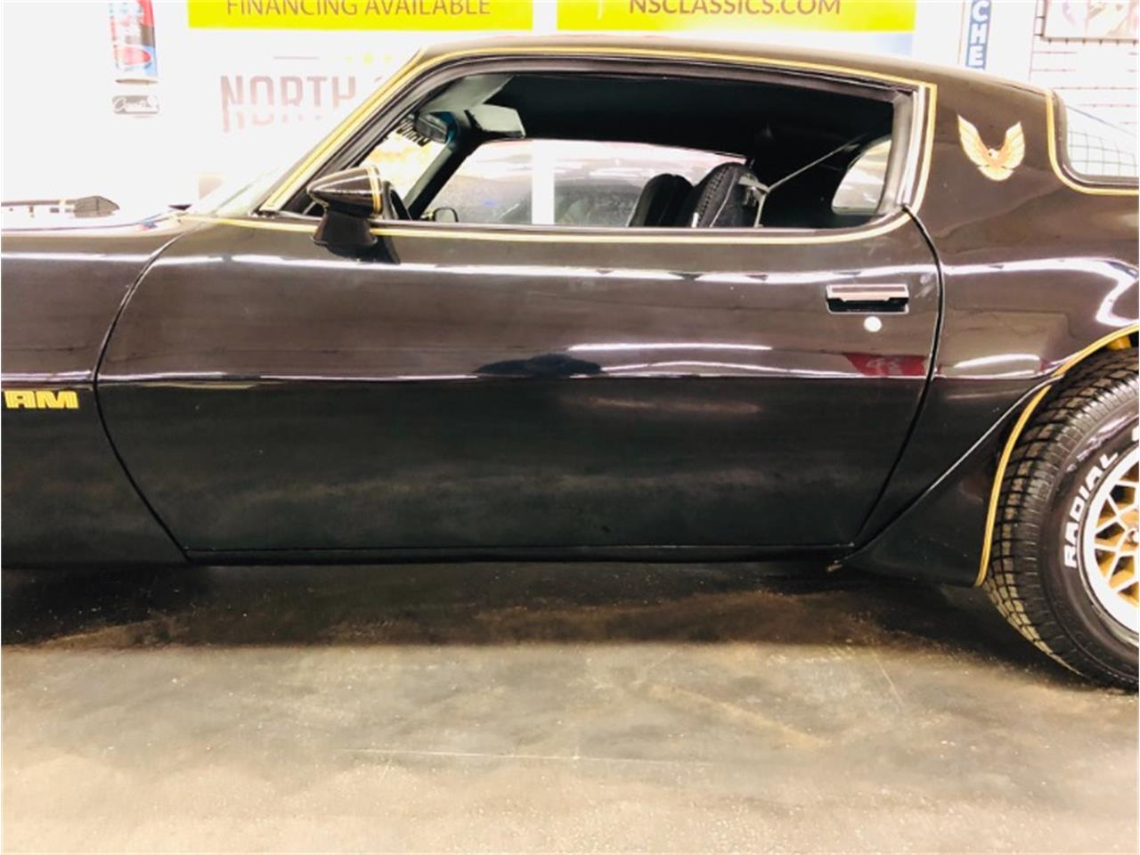 Large Picture of '79 Firebird Trans Am located in Mundelein Illinois - $29,995.00 Offered by North Shore Classics - Q52R