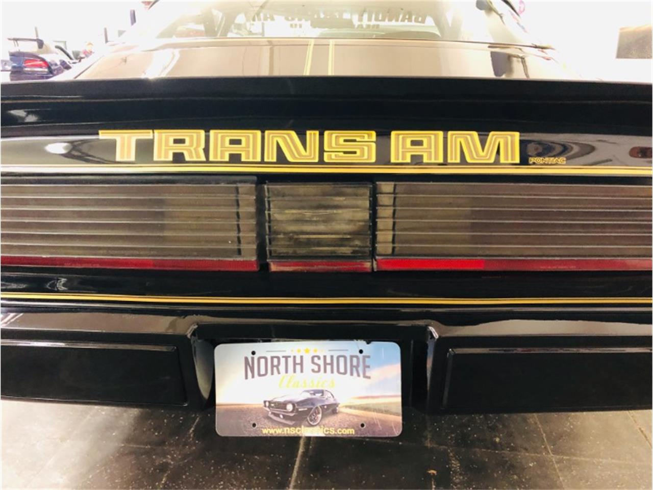 Large Picture of '79 Pontiac Firebird Trans Am located in Mundelein Illinois Offered by North Shore Classics - Q52R