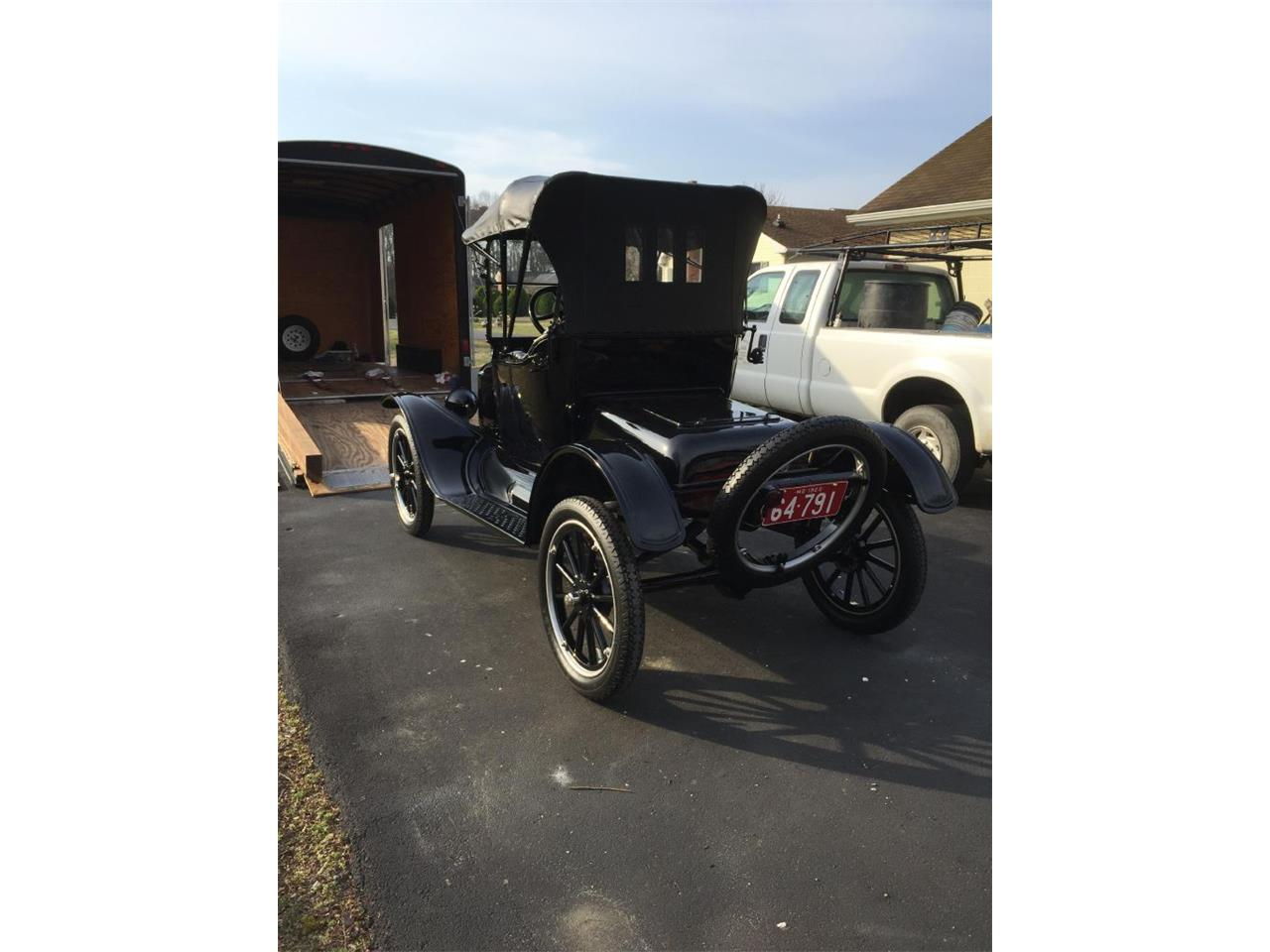 Large Picture of '20 Model T - PYDW