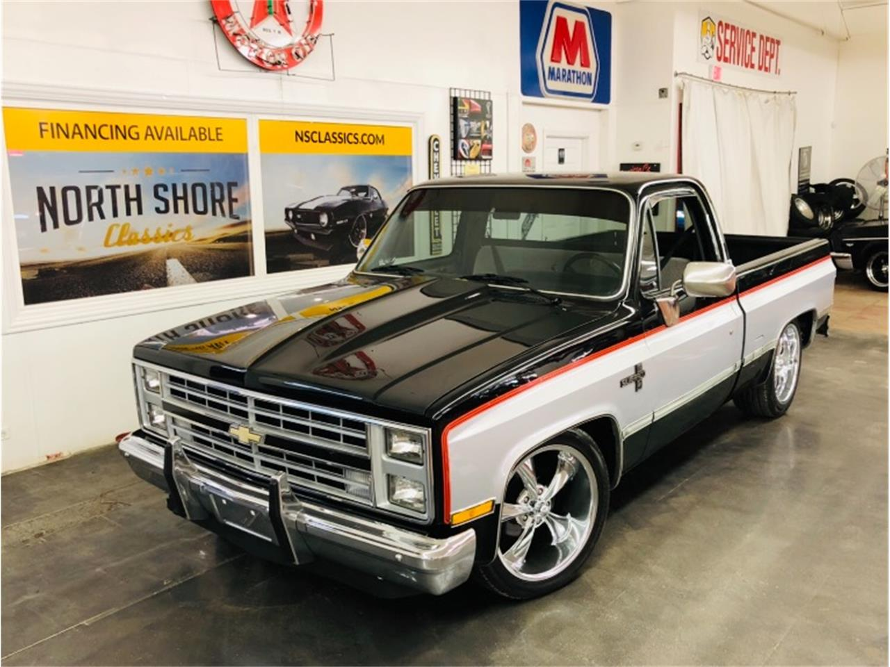 For Sale 1985 Chevrolet Pickup In Mundelein Illinois