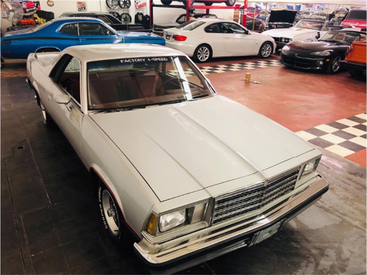 Large Picture of 1979 Chevrolet El Camino located in Mundelein Illinois - $17,550.00 Offered by North Shore Classics - Q52Z