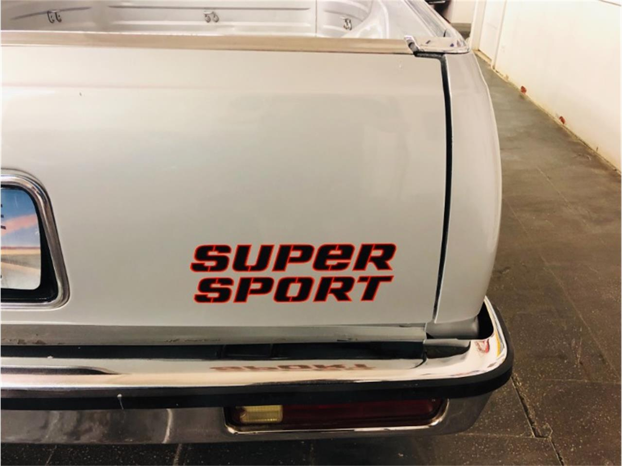 Large Picture of '79 El Camino - $17,550.00 Offered by North Shore Classics - Q52Z