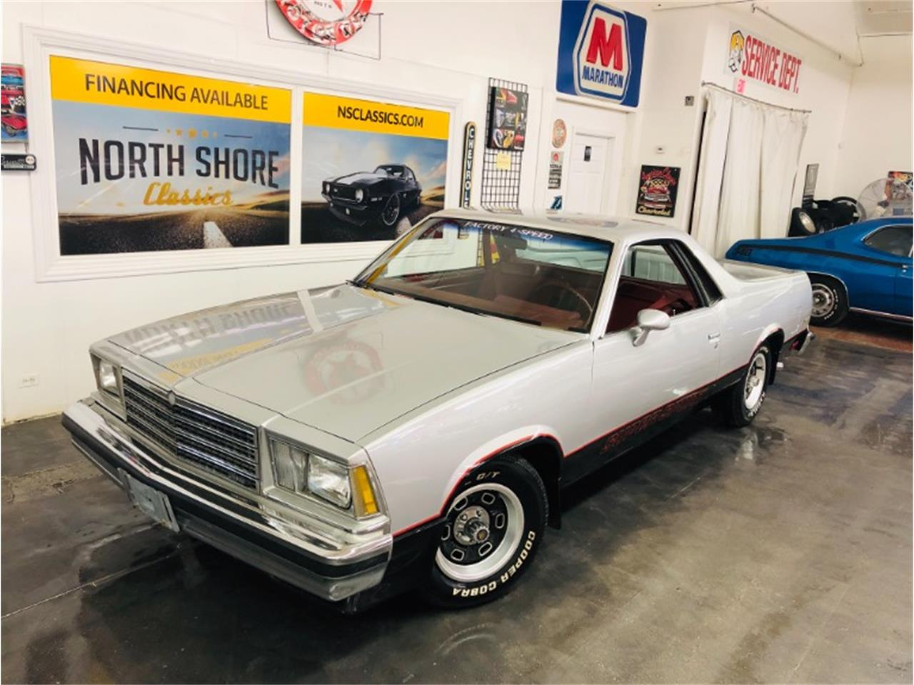 Large Picture of 1979 El Camino - $17,550.00 Offered by North Shore Classics - Q52Z