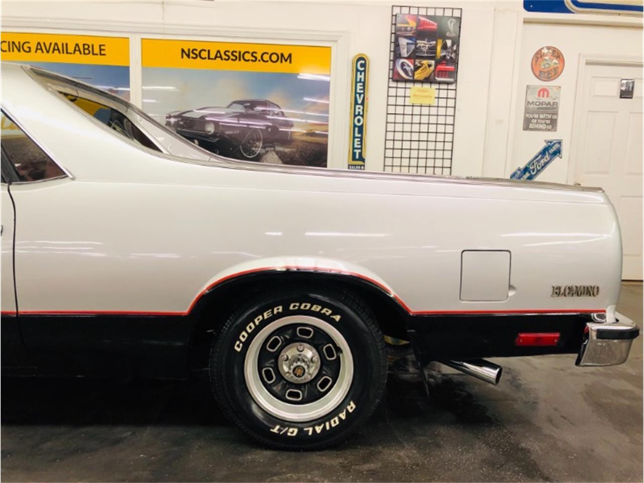 Large Picture of '79 Chevrolet El Camino located in Mundelein Illinois - Q52Z