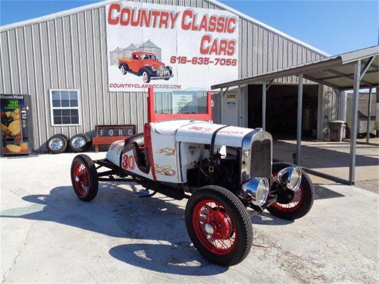 Large Picture of Classic 1930 Ford Model A located in Staunton Illinois - $9,950.00 Offered by Country Classic Cars - Q530