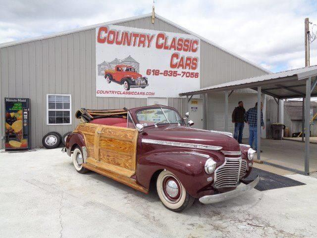 Picture of '41 Fleetmaster - Q533