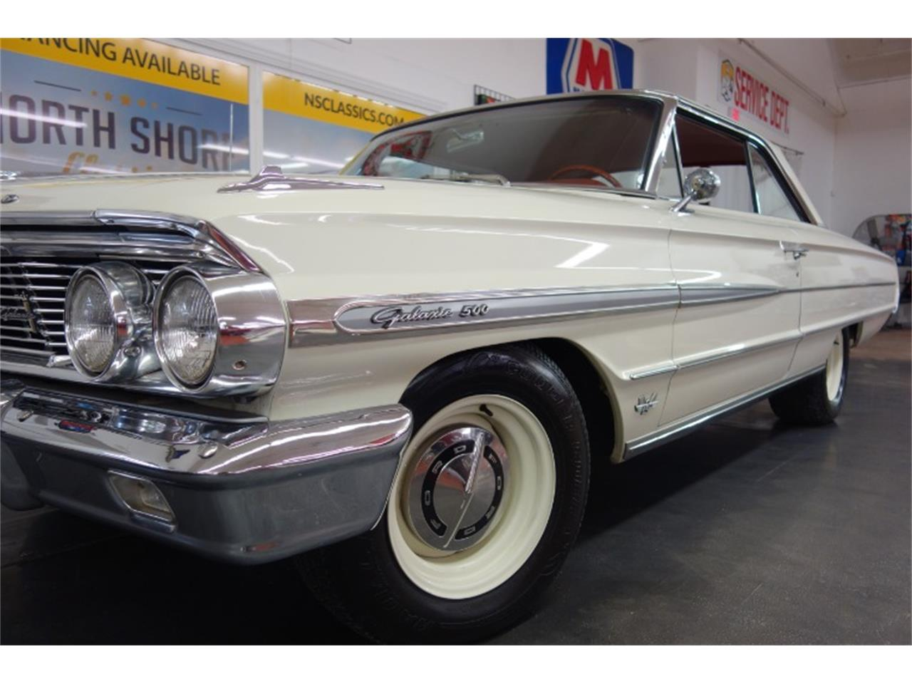 Large Picture of '64 Galaxie 500 - Q534
