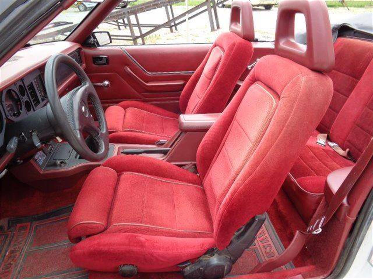 Large Picture of '84 Mustang - Q536