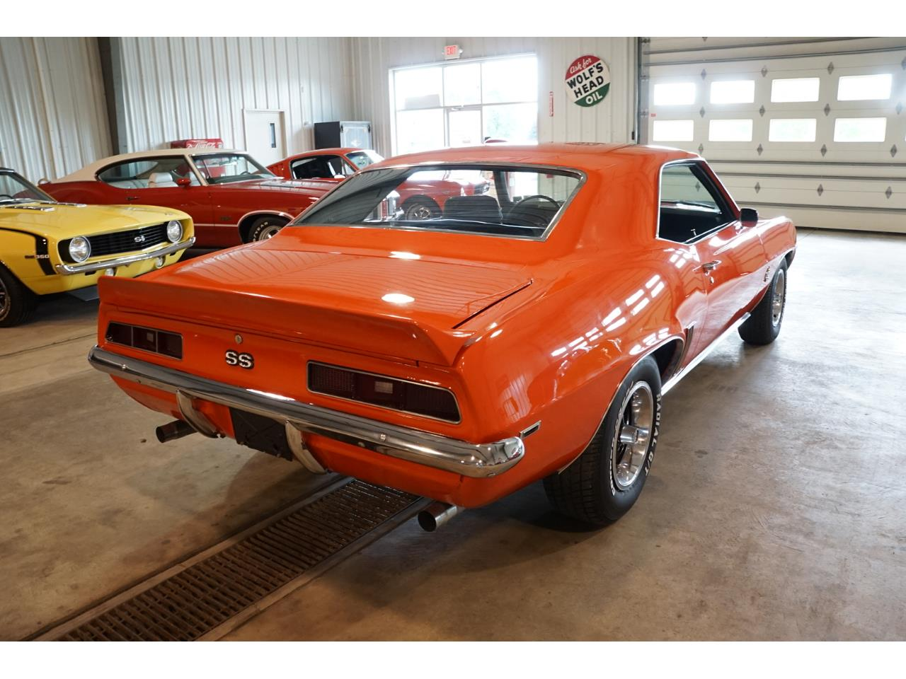 Large Picture of '69 Camaro SS - Q53A