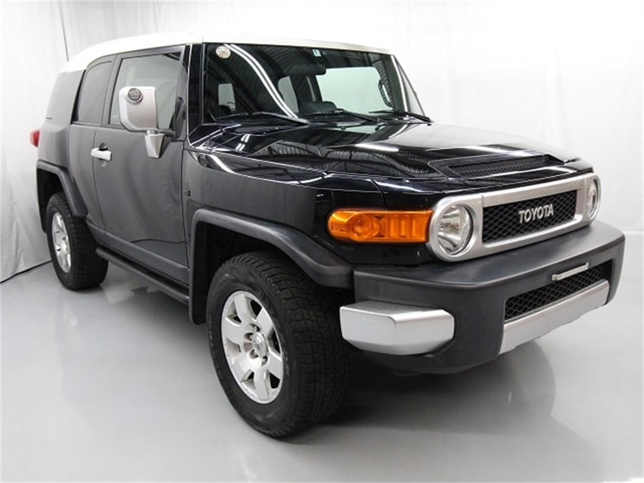 Large Picture of '07 Toyota FJ Cruiser located in Virginia - Q53G