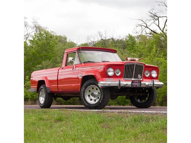 Picture of '68 Jeepster - Q53M