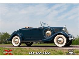 Picture of Classic '34 Ford Roadster Offered by MotoeXotica Classic Cars - Q53N