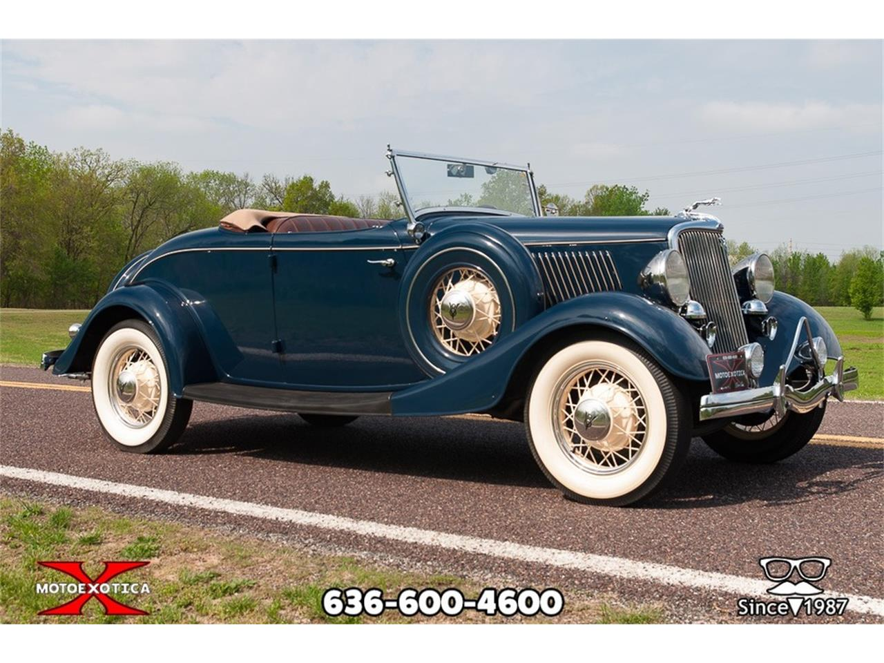 Large Picture of '34 Roadster located in St. Louis Missouri - Q53N