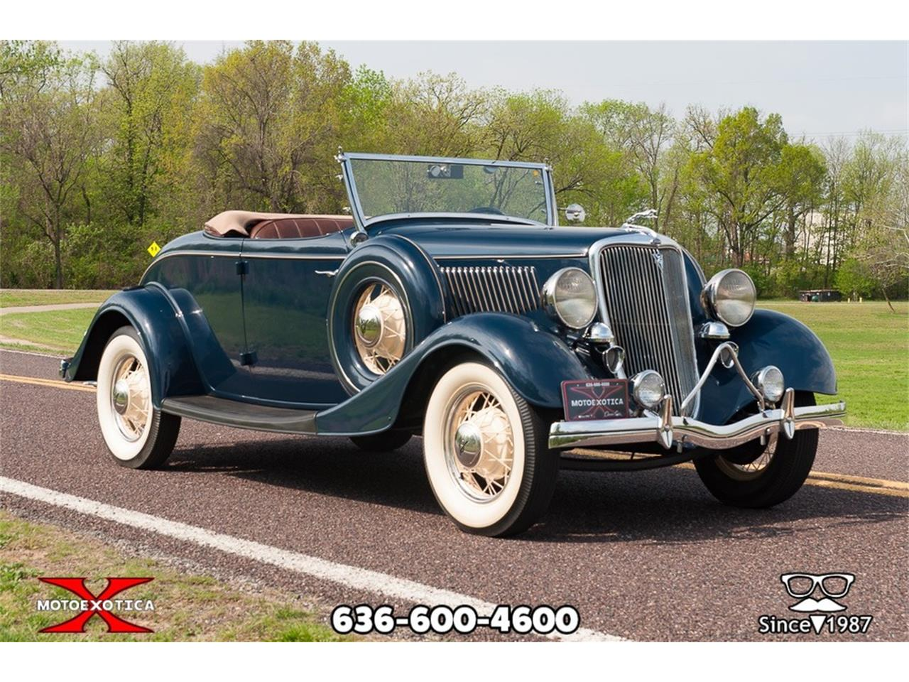 Large Picture of Classic 1934 Roadster - Q53N