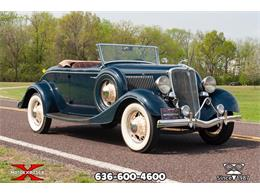 Picture of Classic '34 Ford Roadster located in St. Louis Missouri - $59,900.00 - Q53N