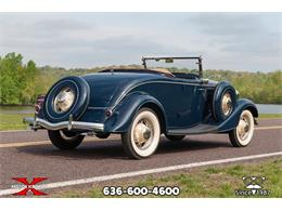 Picture of Classic 1934 Roadster located in St. Louis Missouri - $59,900.00 - Q53N