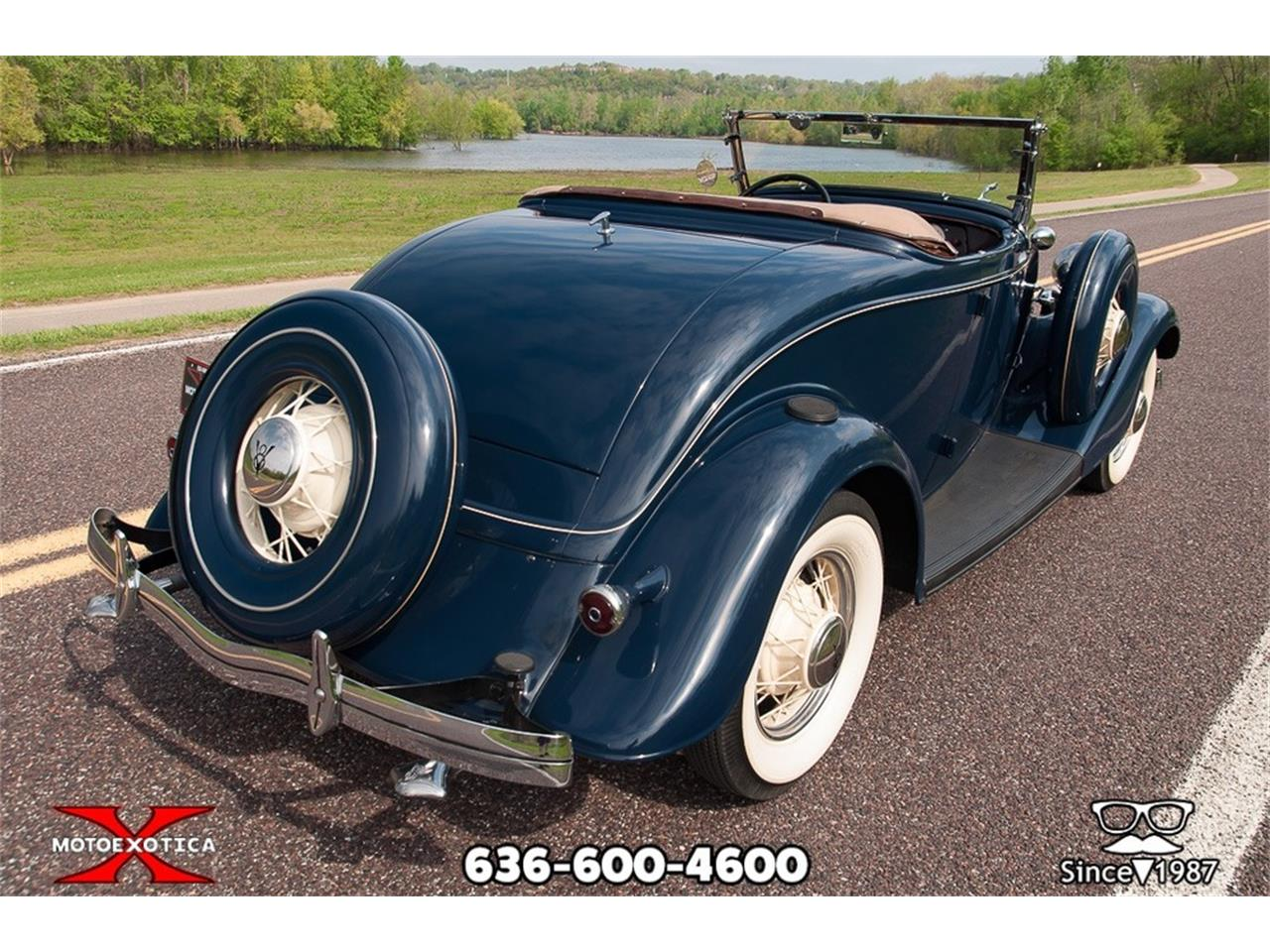 Large Picture of Classic 1934 Ford Roadster - $59,900.00 - Q53N