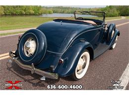 Picture of 1934 Ford Roadster located in St. Louis Missouri Offered by MotoeXotica Classic Cars - Q53N