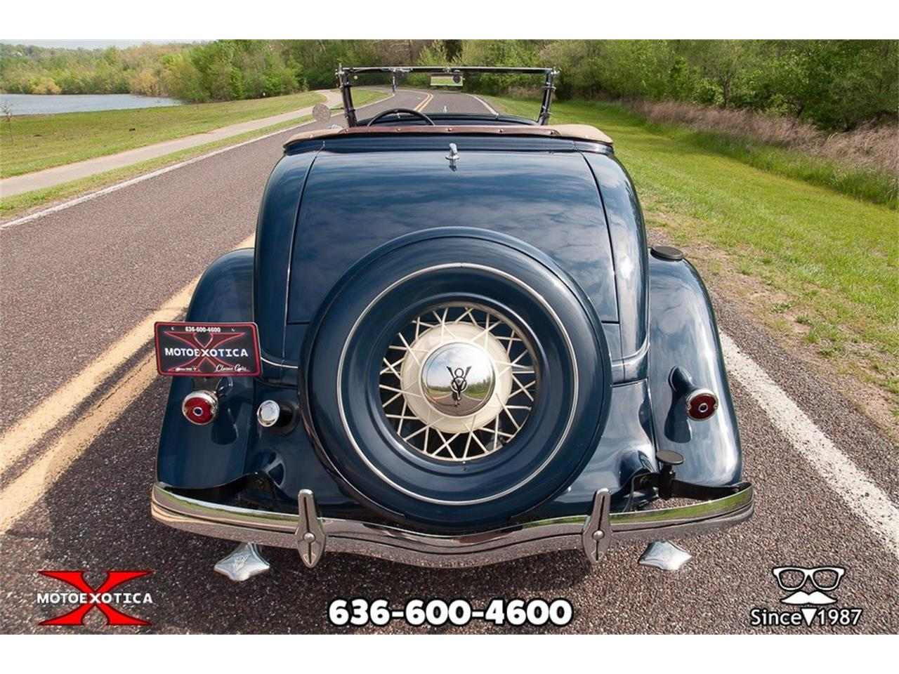 Large Picture of Classic 1934 Ford Roadster located in Missouri - Q53N