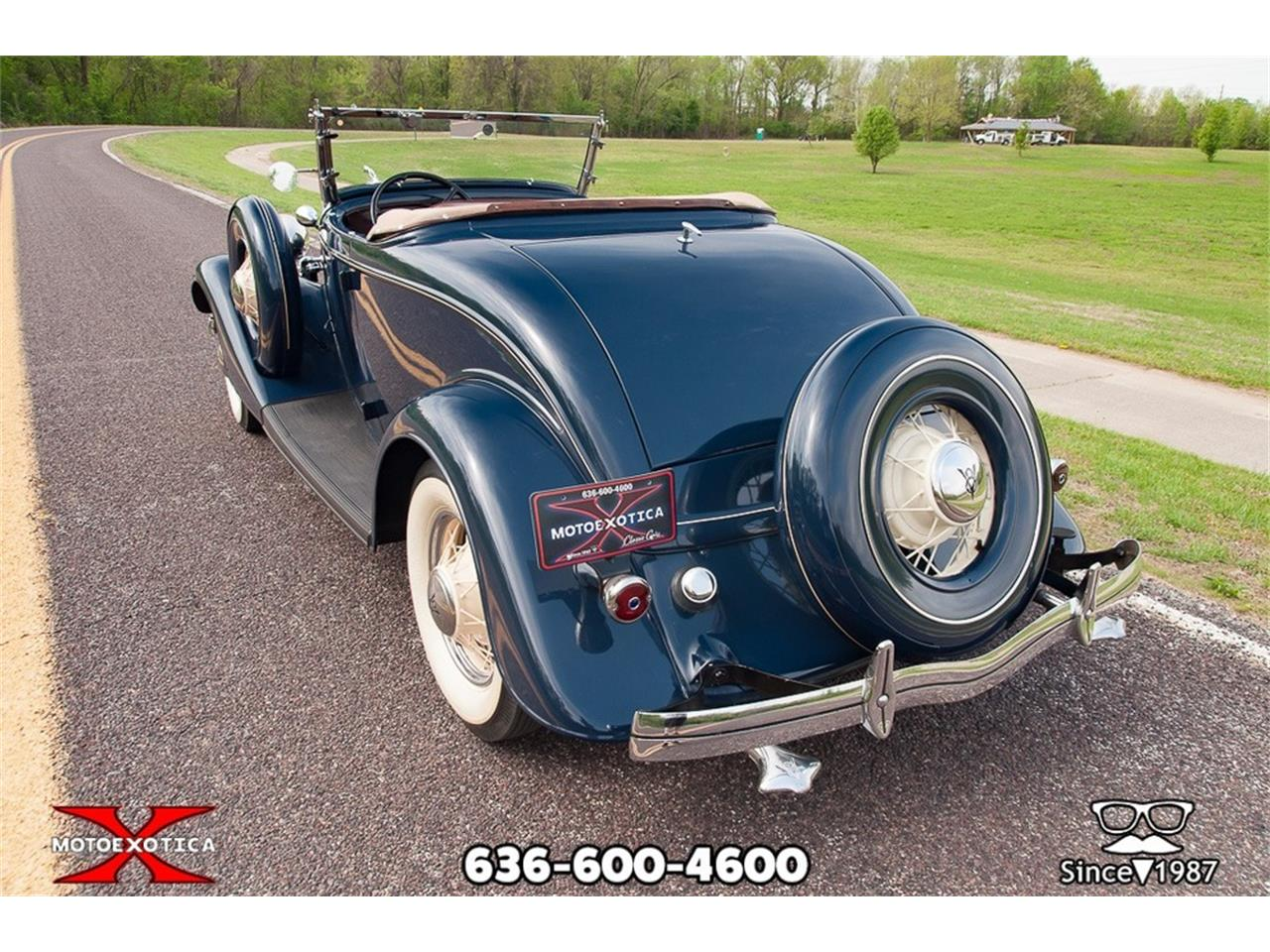 Large Picture of '34 Roadster - Q53N