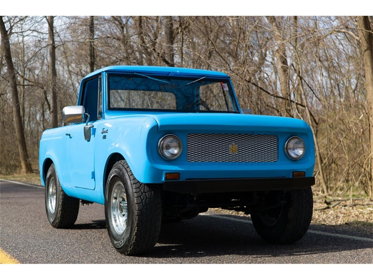 Large Picture of '65 Scout 80 - Q53Q
