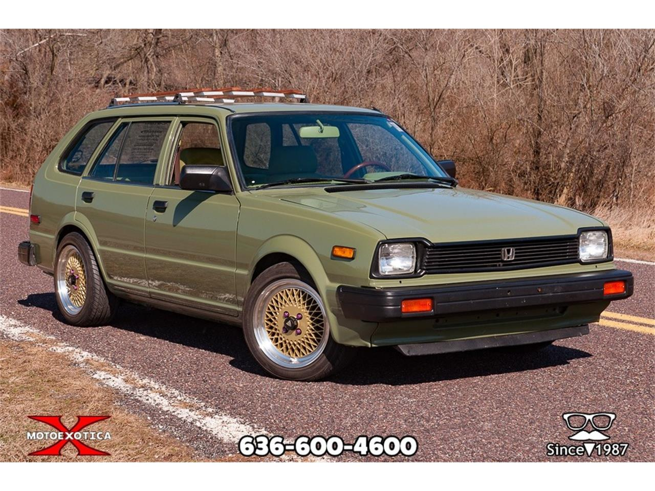 Large Picture of '83 Civic - Q53R