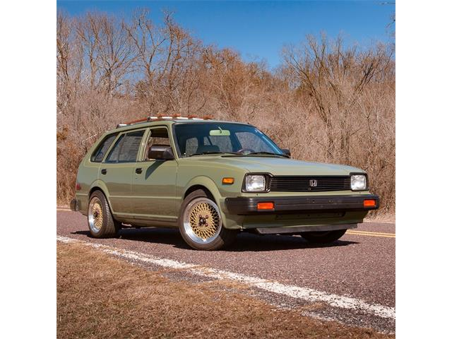 Picture of '83 Honda Civic Offered by  - Q53R