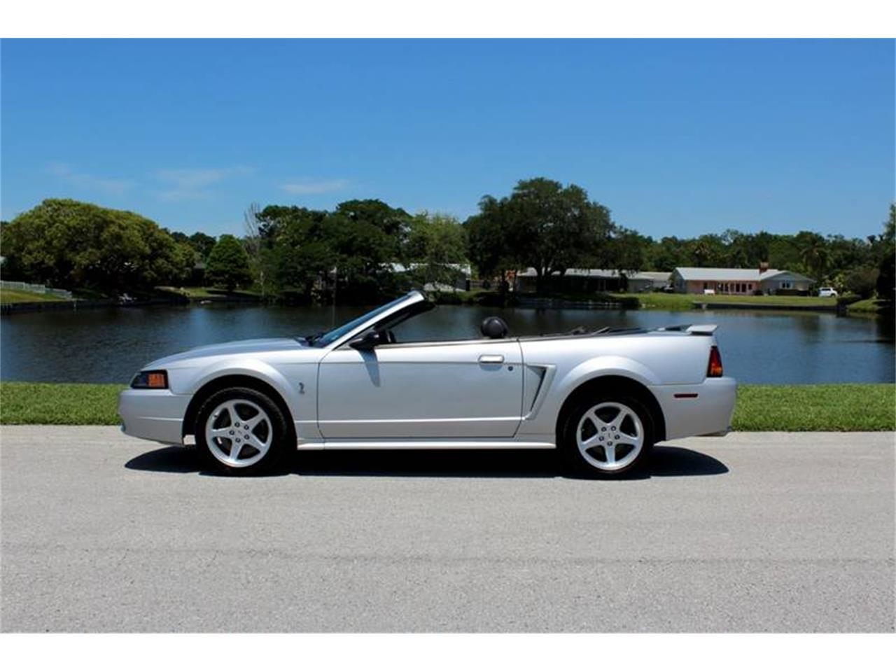Large Picture of '01 Ford Mustang SVT Cobra located in Clearwater Florida - $15,900.00 Offered by PJ's Auto World - PYE0