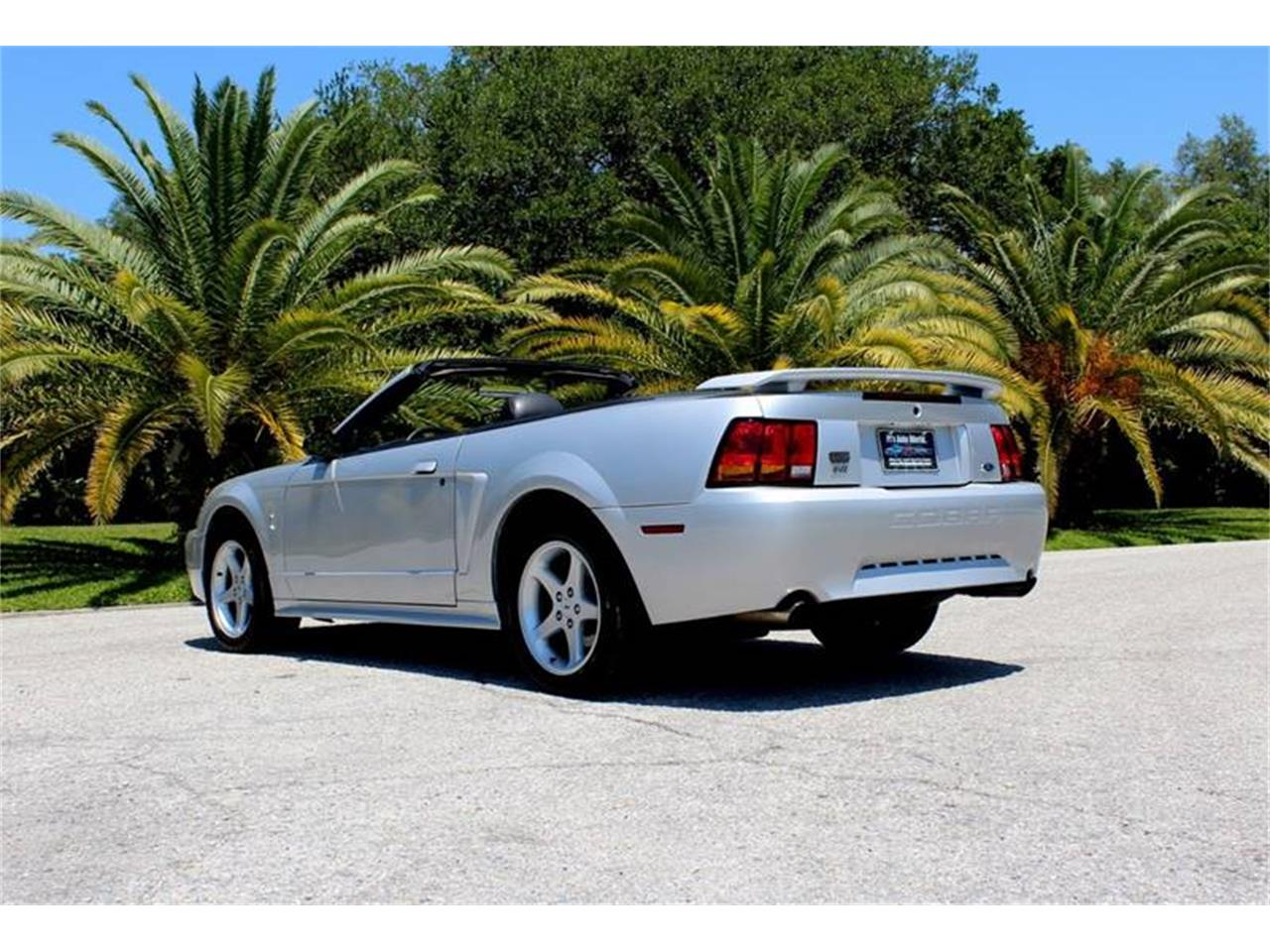 Large Picture of 2001 Mustang SVT Cobra - PYE0