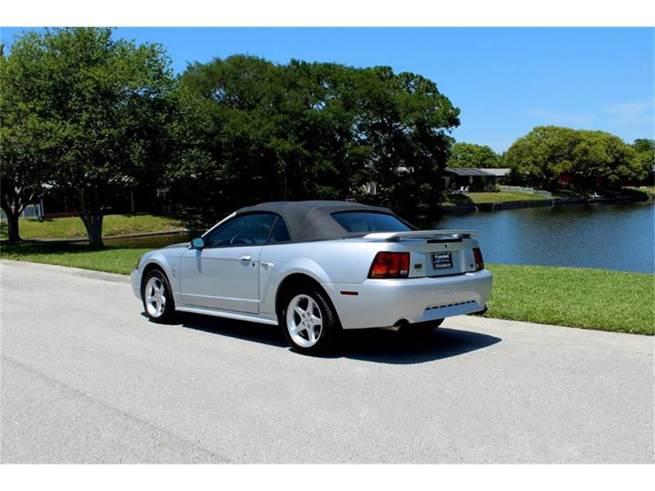 Large Picture of '01 Ford Mustang SVT Cobra - PYE0